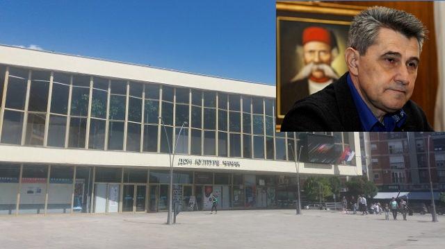 """Predstavljanje romana Mirka Demića """"PUSTOLOVINE BAČKOG OPSENARA"""""""