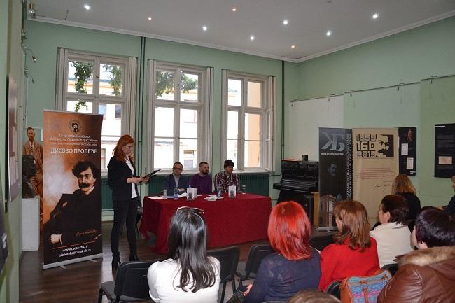 Čačanska Biblioteka se predstavila publici u Somboru