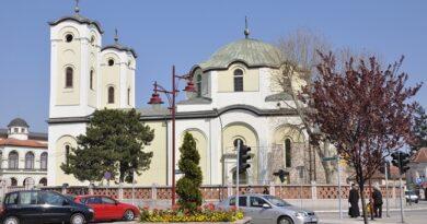 Novi raspored bogosluženja u zimskom periodu i na dan praznika Svete Petke u čačanskoj crkvi