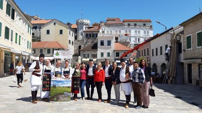 Herceg Novi u znaku zlatiborske tradicije