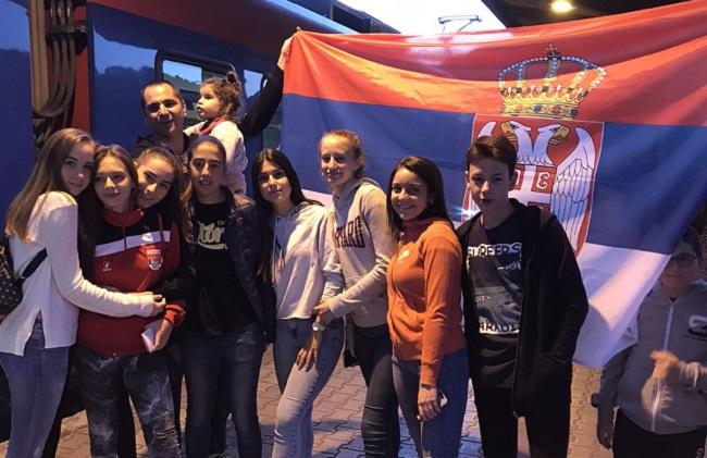 Užičanka Lidija Trmčić braniće boje Srbije i svog grada na SP u Čileu