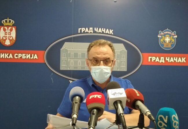 Dr Luković: Stanje se poboljšava, ali uslova za kupališta nema, još uvek smo u nesigurnom periodu
