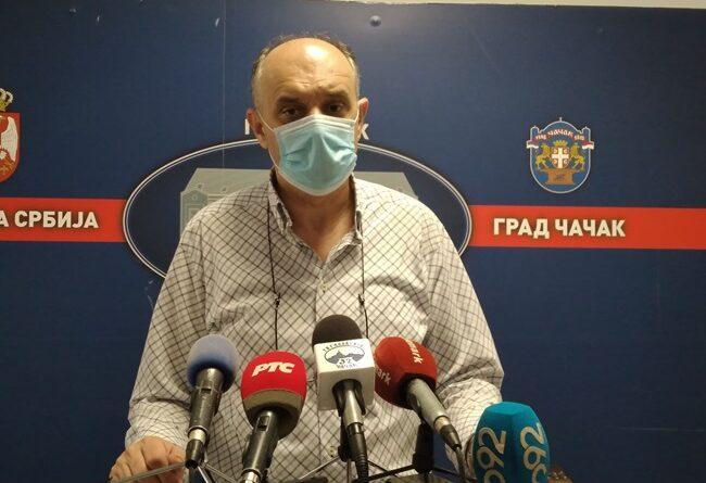 Dr Sretenović: Odnos otpuštenih i primljenih pacijenata nije zadovoljavajući