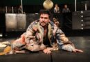 "Predstava ""Kaligula"" na Velikoj sceni Doma kulture"