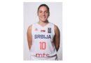 Čačanka Katarina Jakovljević član mlade reprezentacije Srbije