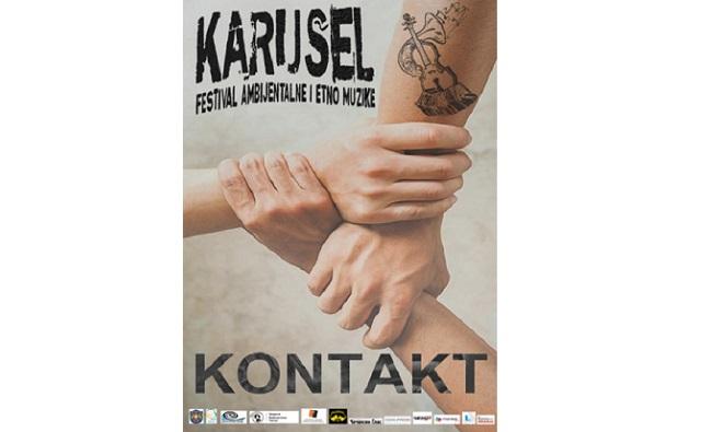 Festival Karusel, nastupi 2. i 03. avgusta
